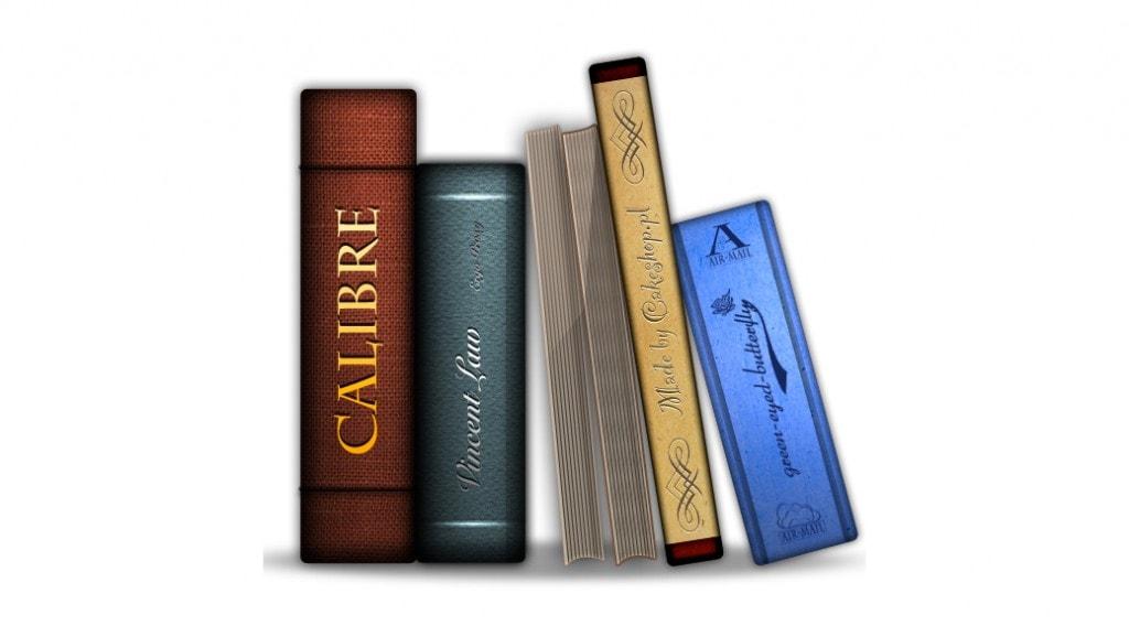 calibre ebooks epub mobi