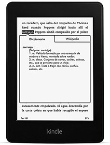 Kindle Paperwhite de Amazon