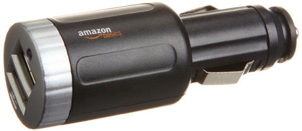 accesorios de electrónica: cargador coche