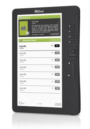 Trekstor Reader 3.0 ebook