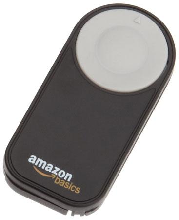 accesorios de electrónica: mando inalambrico nikon