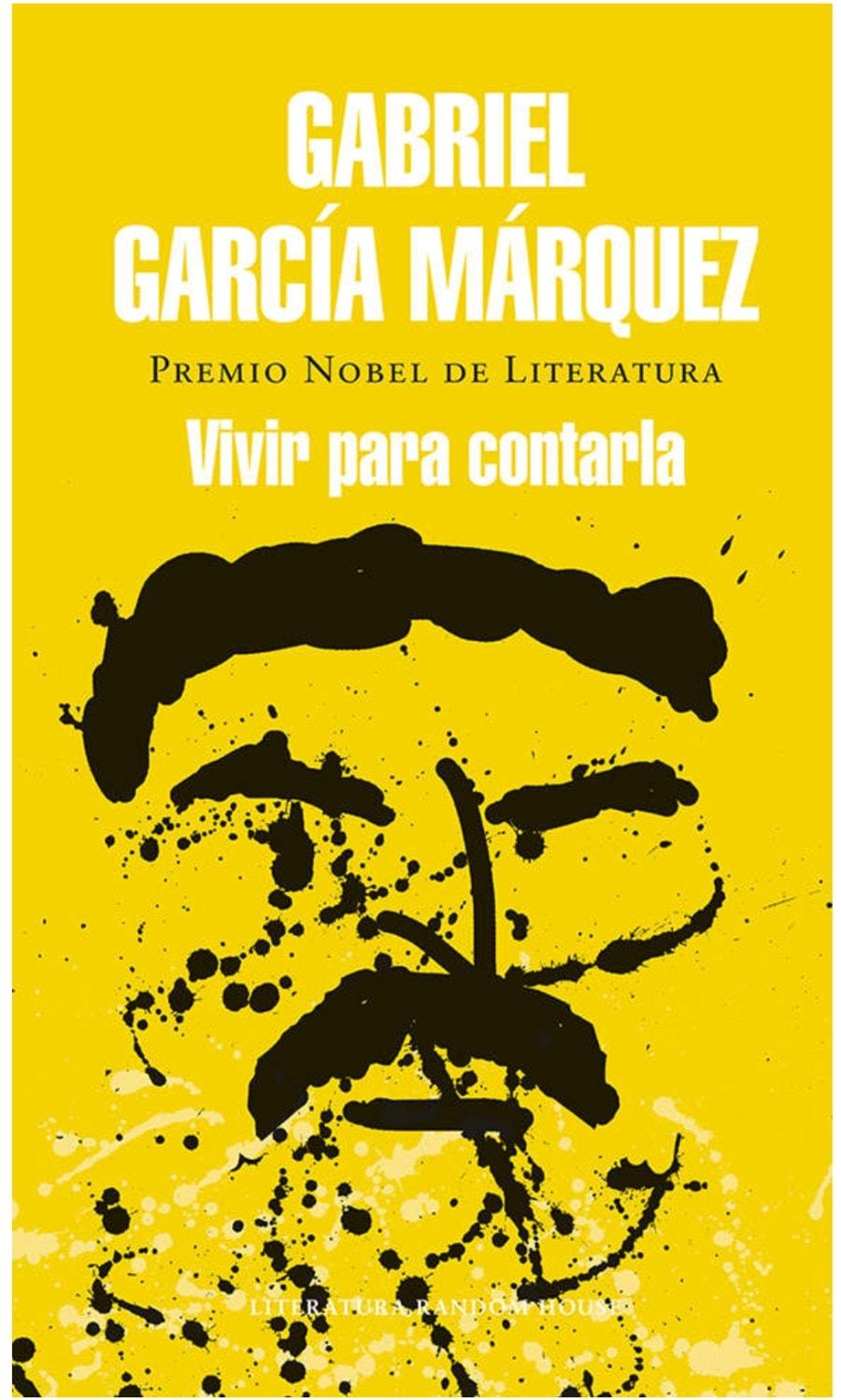 Vivir para contarla de Gabriel Garcia Marquez