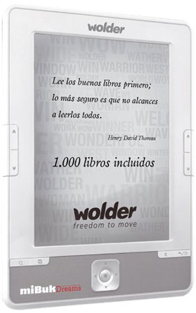 Wolder miBuk Dreams