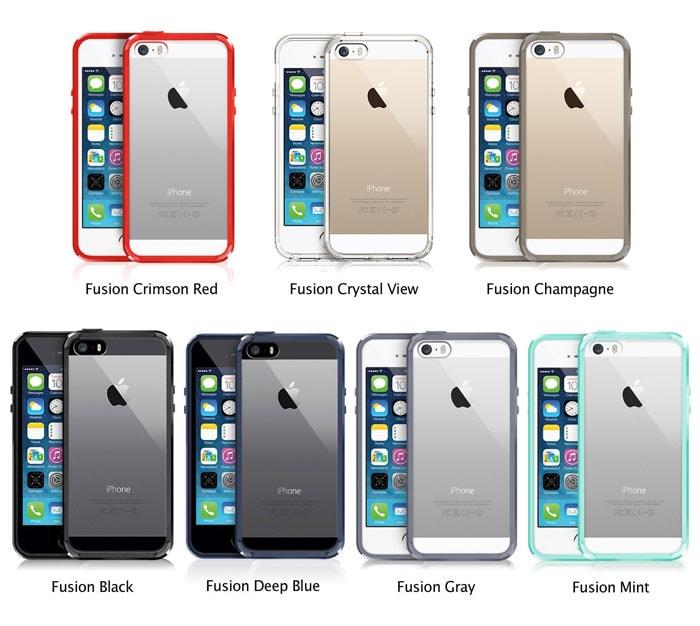carcasas Fusion de Ringke iphone 5 y iphone 5s