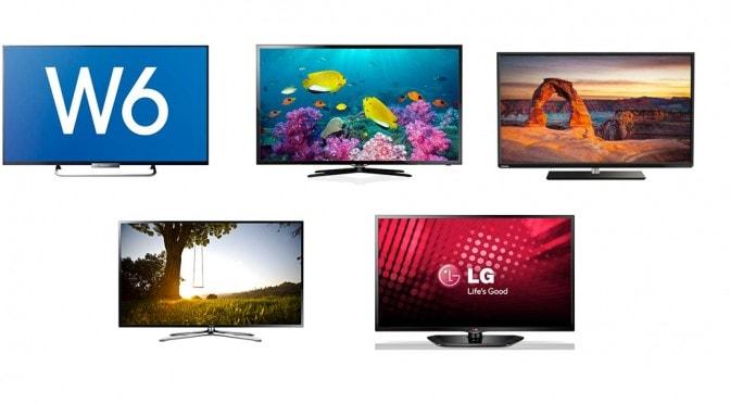 Los 5 mejores televisores de 40″ y 42″ del mundo en 2014