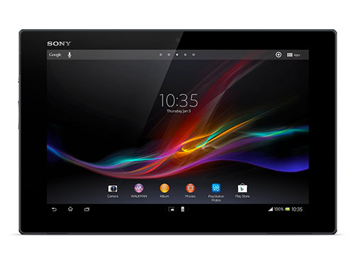 Sony Xperia Tablet Z (Android)