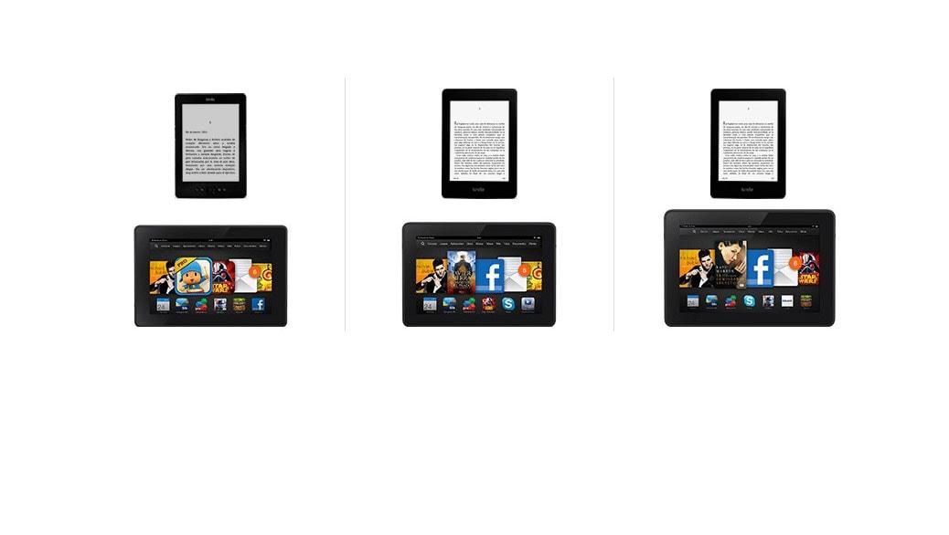 ¿El futuro del Kindle? ¿Pantallas con escala de grises y en color por separado? ¿Un eReader y un tablet en un mismo dispositivo?
