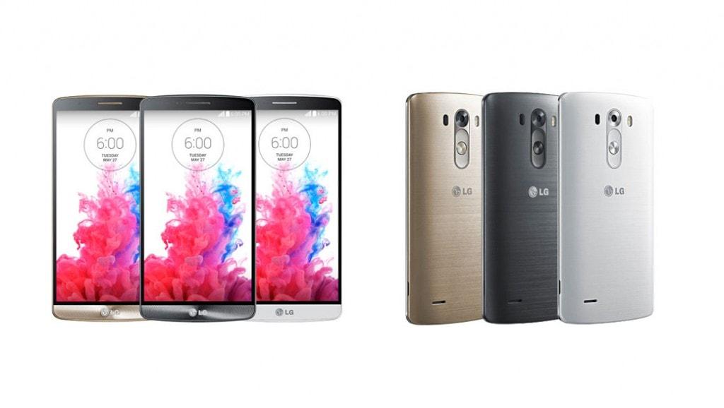 Las 10 características más impactantes del nuevo LG G3