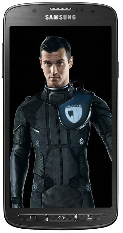 Samsung Galaxy S4 Active - Resistente al agua