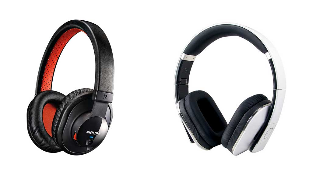 Philips SHB7000/10 vs August EP650B: Comparativa auriculares Bluetooth