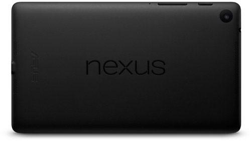 Google Nexus 7 parte trasera