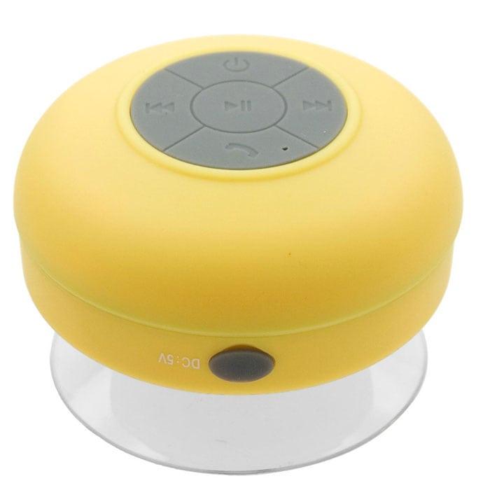 El altavoz bluetooth impermeable y portátil perfecto para la ducha: XCSOURCE IP099 - Análisis y opinión
