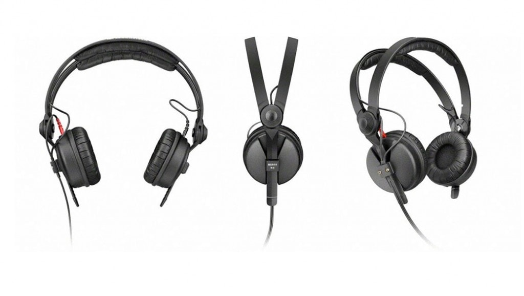 Sennheiser HD 25-1 II – Opinión – Auriculares de diadema abiertos para DJ