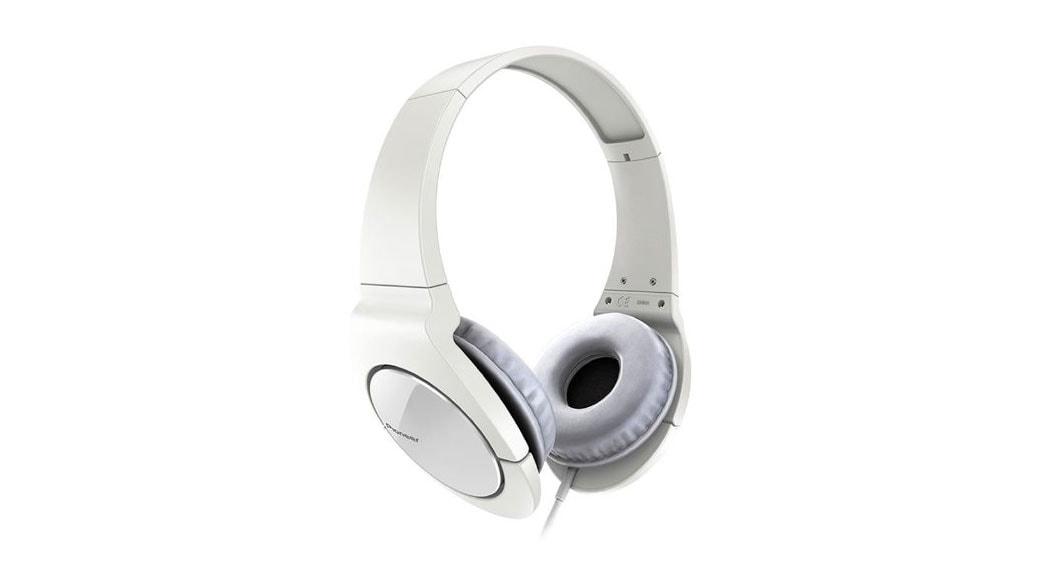 Pioneer SE-MJ721-W – Los auriculares perfectos para escuchar música electrónica
