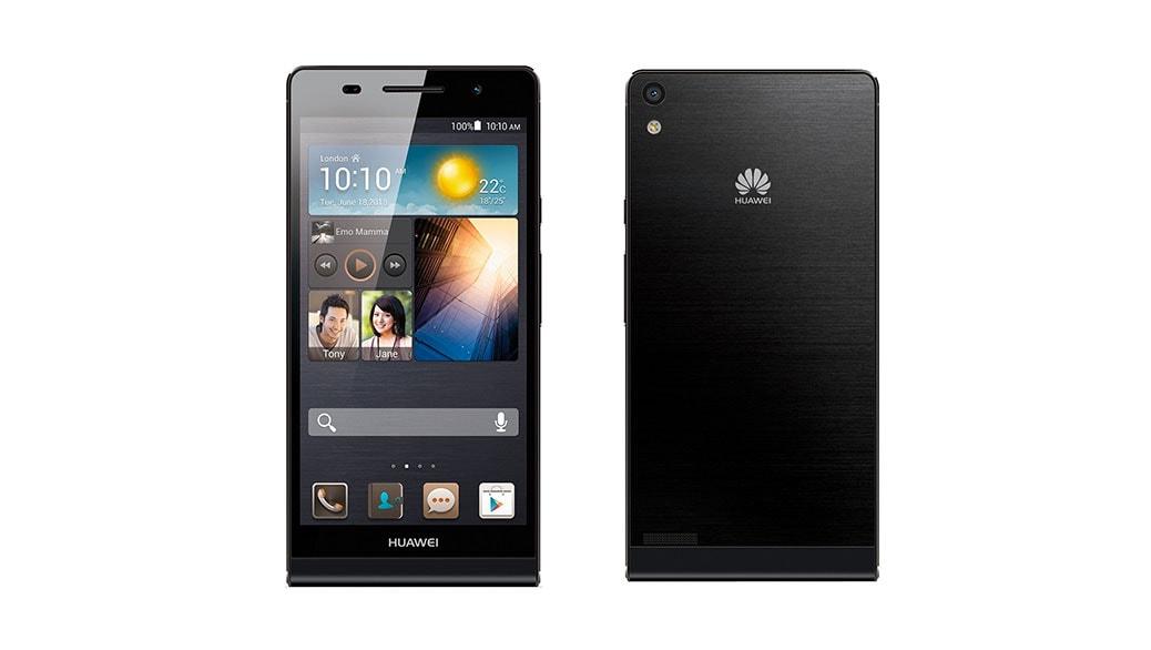 Huawei Ascend P6, un gran smartphone a un precio realmente bueno