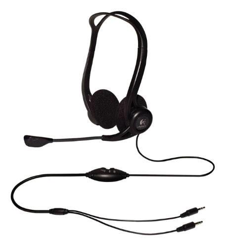 Logitech PC 860 - auriculares con microfono