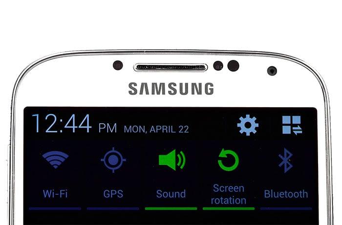 sensor proximidad Galaxy s4