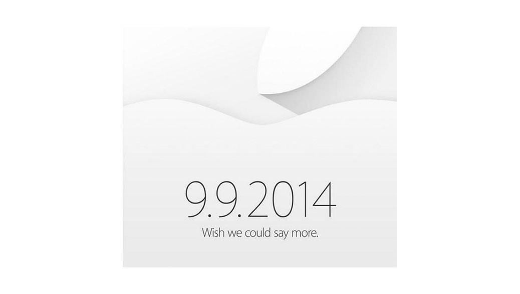 El 9 de Septiembre Apple desvelara su nuevo iPhone 6… ¿iWatch? ¿Colaboración con el grupo de música U2?