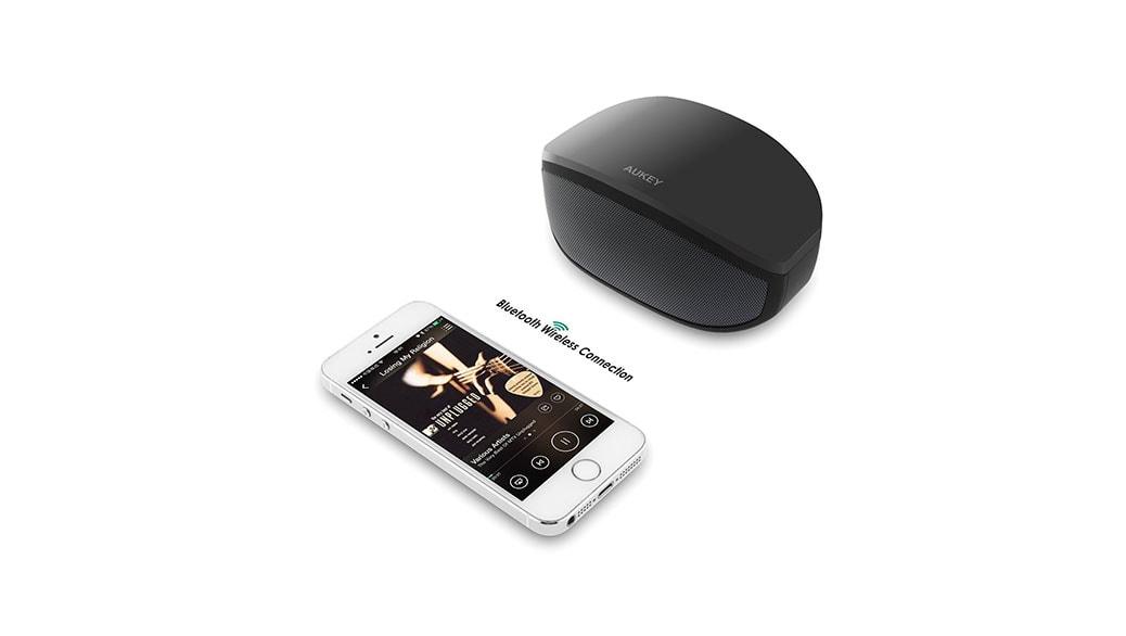 Aukey BT013 – Opinión y análisis – Altavoz portátil Bluetooth