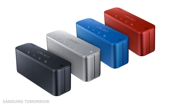 Samsung Level Box mini - Los nuevos altavoces portátiles bluetooth de Samsung