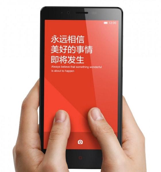 Xiaomi RedMi Note - Opinión y análisis - phablet chino