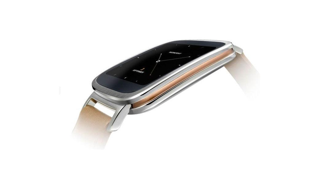 Asus desvela el ZenWatch, un smartwatch Android con un impresionante diseño