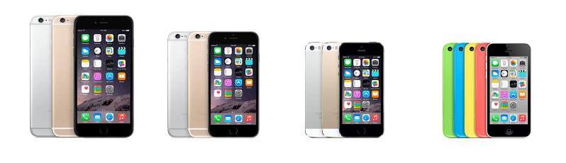 iphone 6 - 5