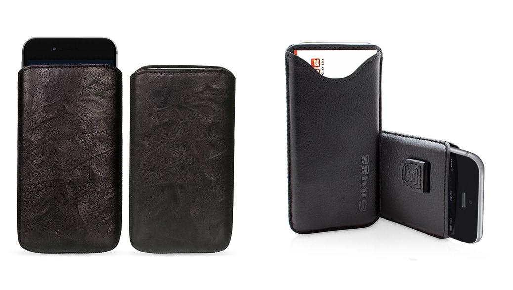Fundas de cuero para el iPhone 6 – iPhone 6 Plus por menos de 20 euros