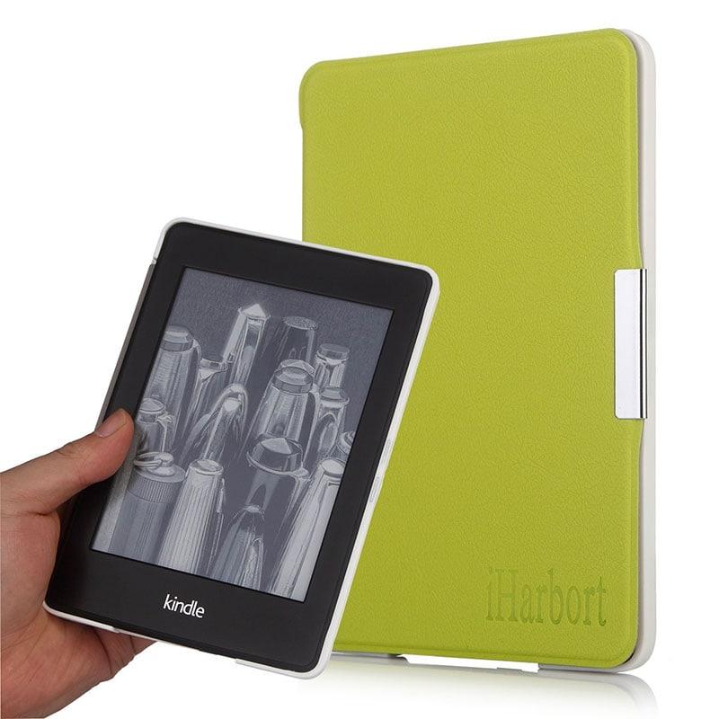 iHarbort - Funda rígida para el Kindle Paperwhite