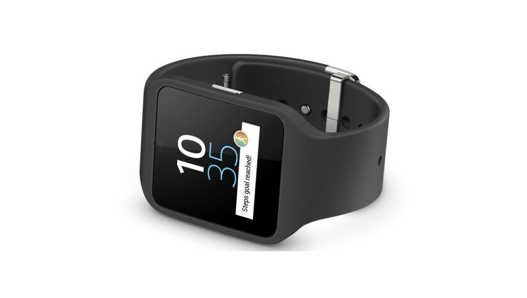 Sony SmartWatch 3: dispositivo con Android Wear