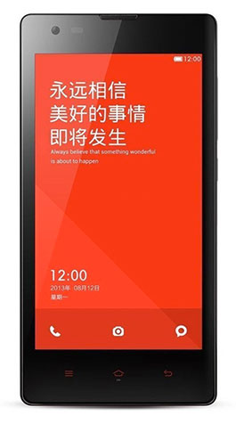 Xiaomi - Red Rice 1S