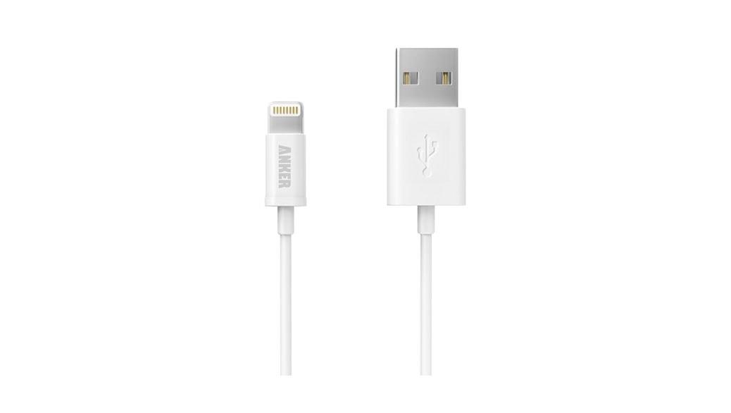Cable Lightning a USB para el iPhone – iPad de Anker
