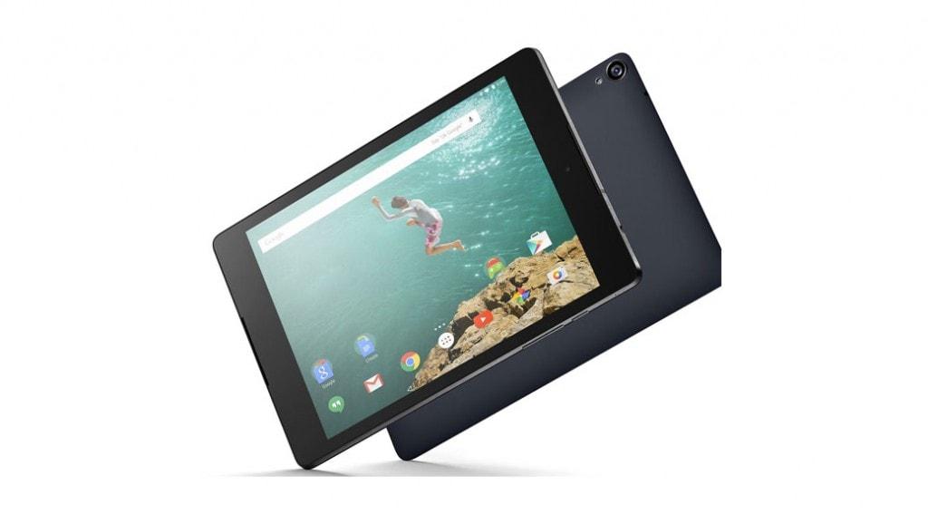 Google Nexus 9 ya a la venta en Amazon España