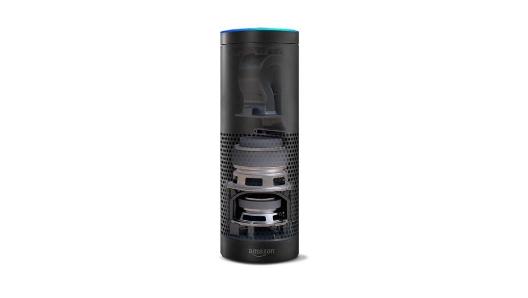 Amazon Echo, el nuevo altavoz portatil que responde a tus preguntas