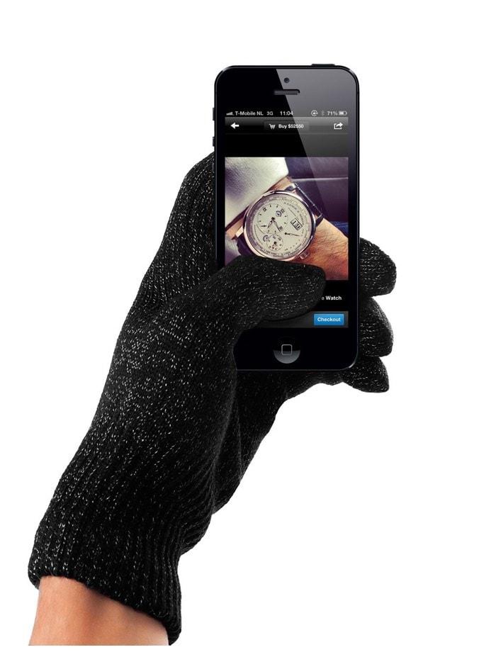 Guantes para pantallas táctiles de Mujjo: la mejor opción para utilizar nuestro smartphone este invierno
