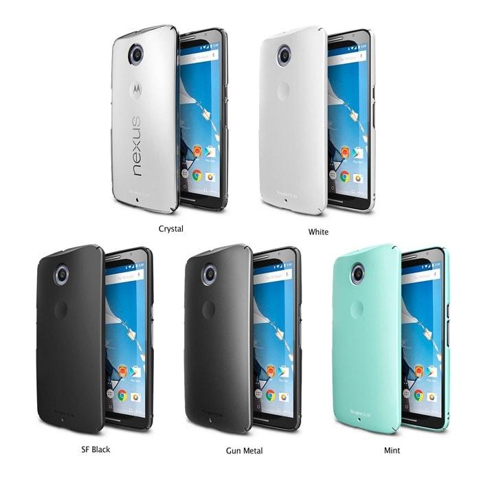 Carcasas Ringke para Nexus 6