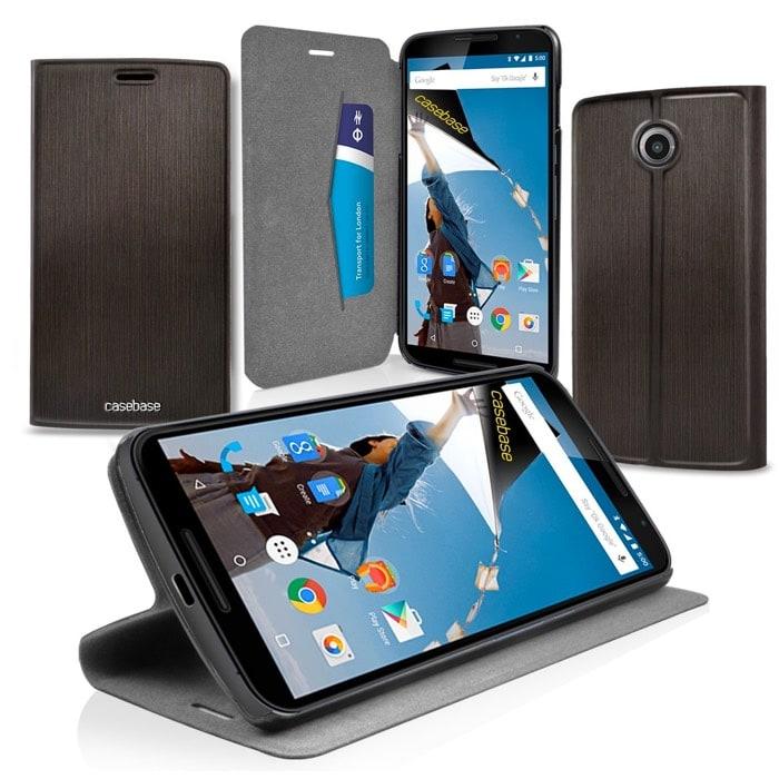CaseBase - Funda multifuncional para el Google Nexus 6