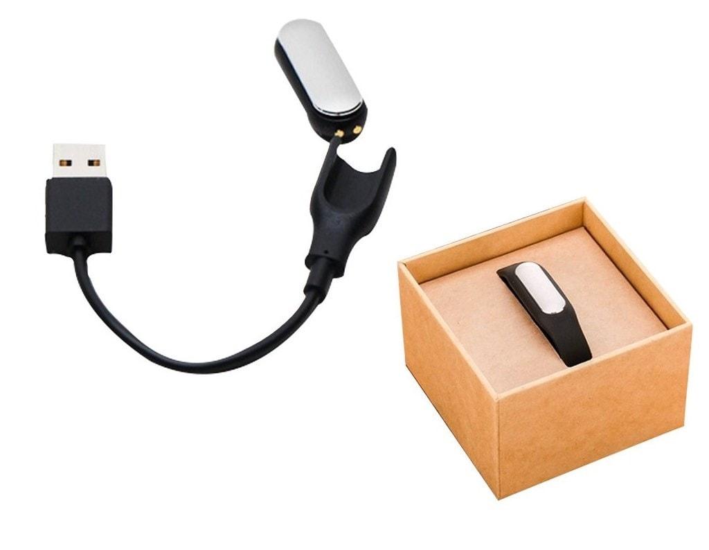 ¿Necesitas un cargador para tu Xiaomi Mi Band porque has perdido el original?