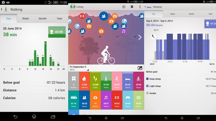 lifelog-app-sony