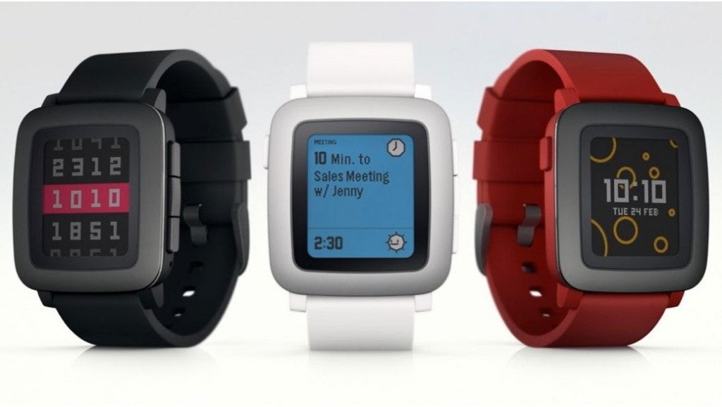 Pebble Time, la secuela del smartwatch más popular