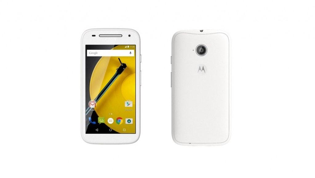 Nuevo Motorola Moto E 4G 2015: Motorola actualiza su smartphone de bajo coste en 2015