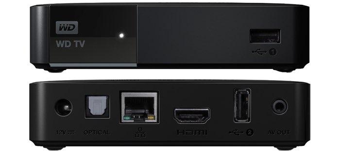 Western Digital WD TV Reproductor multimedia - Opinión y análisis