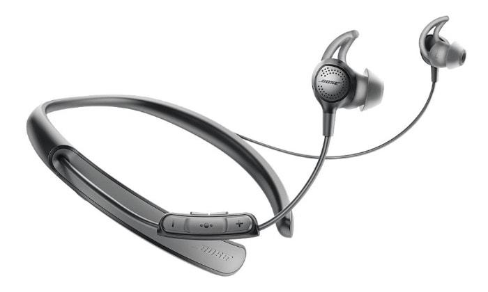 Los mejores auriculares inalámbricos in-ear en 2019: Bose QuietControl 30