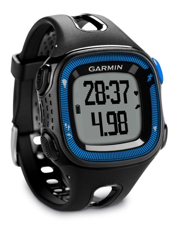 Los mejores relojes deportivos GPS de Garmin para corredores principiantes que no se quieren gastar mucho dinero: Garmin Forerunner 15