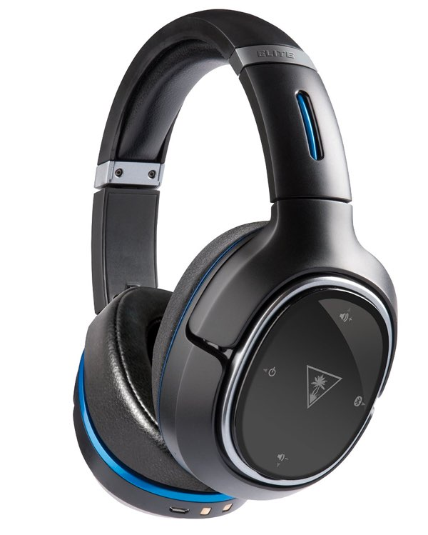 Mejor auricular para gaming en la PS4: Turtle Beach Elite 800