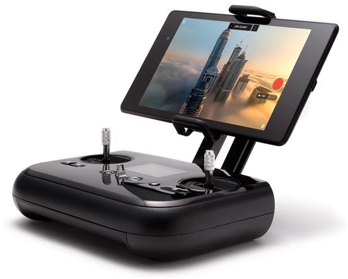 3DR Solo Drone controlador