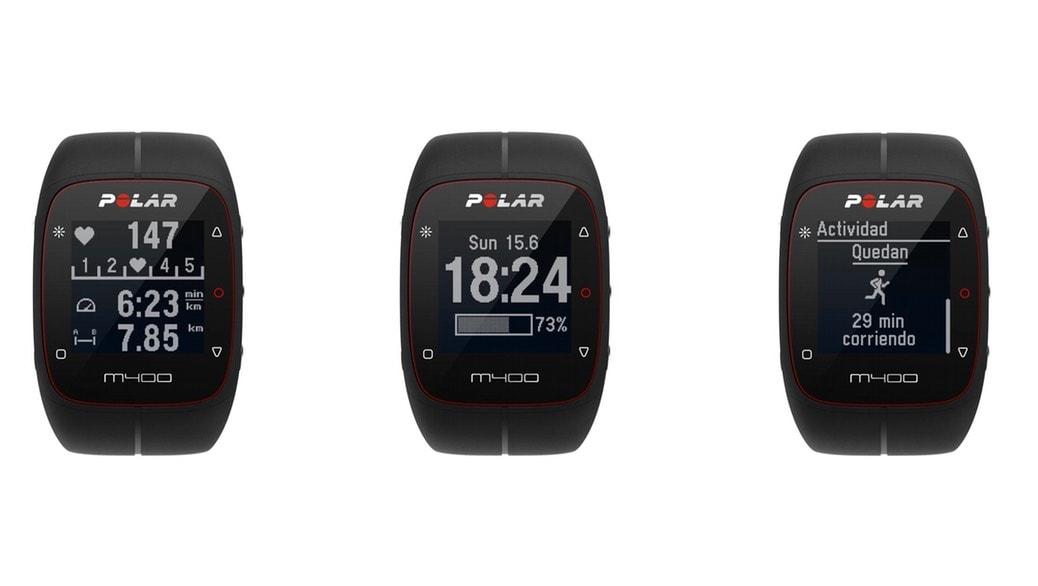 Polar M400 – Reloj de entrenamiento – Opinión y análisis