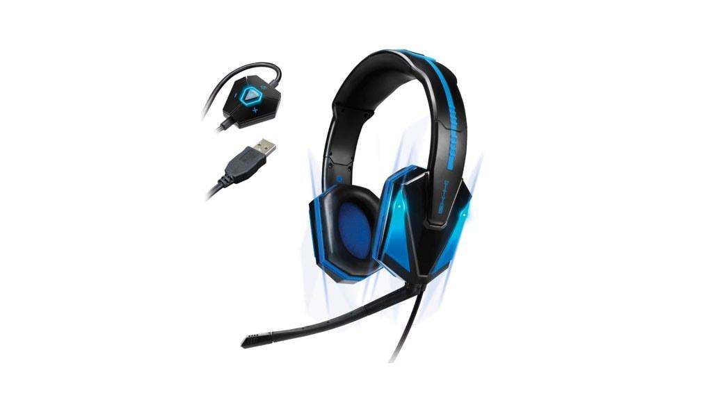 ENHANCE GX-H1: posiblemente los auriculares para gaming más baratos (y que todavía se pueden utilizar)