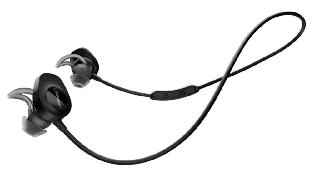 ¿Quieres saber cuáles son los mejores auriculares inalámbricos deportivos con bluetooth? Bose SoundSport - Auriculares in-ear deportivos