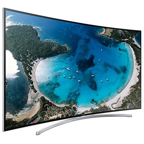 televisor LG curvo